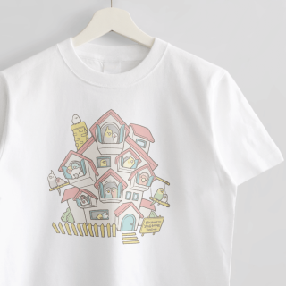 Tシャツ(MY HOME IS YOUR HOME)