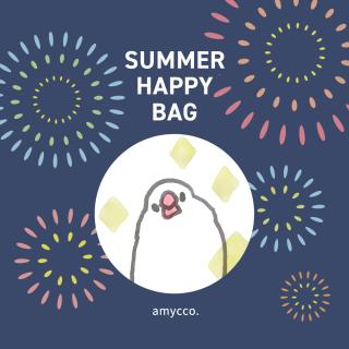 SUMMER HAPPY BAG 2021(amycco.)