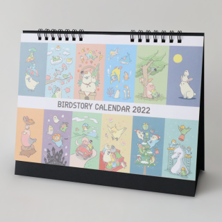 BIRDSTORY CALENDAR 2022