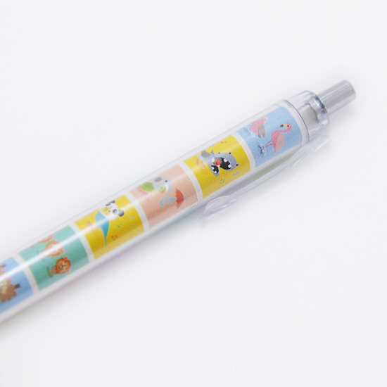 BIRDZOO ボールペン 商品の様子