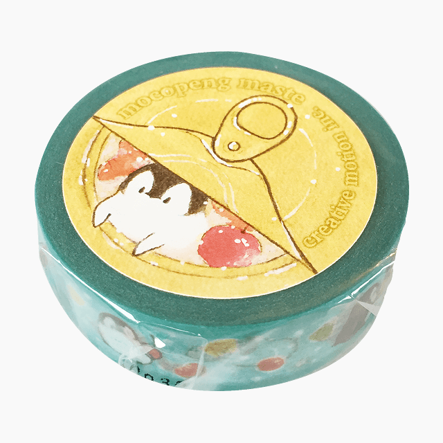 もこぺんマスキングテープ (フルーツポンチ)