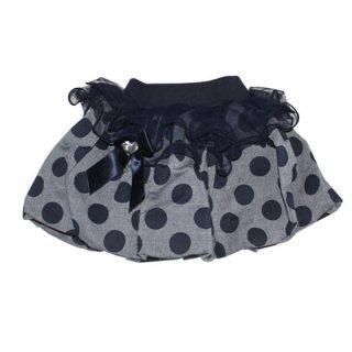 韓国 子供服〈水玉スカート〉
