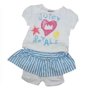 JUICY COUTURE 子供服上下セット