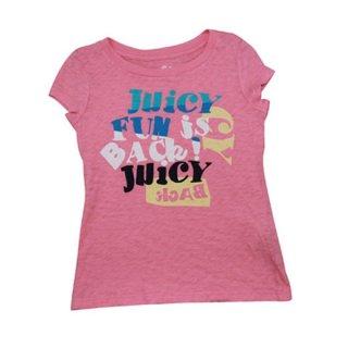 JUICY COUTURE 子供用Tシャツ