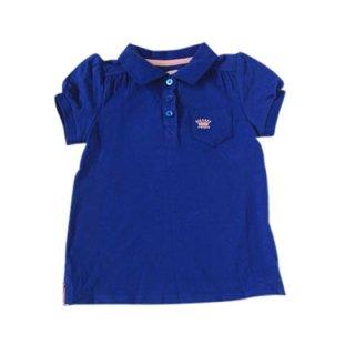 JUICY CUTURE 半袖ポロシャツ(ブルー)
