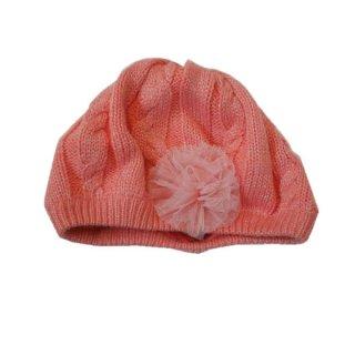 ジンボリーピンクニット帽