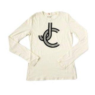 JUICY CUTURE白ロングTシャツ