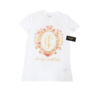 JUICY CUTURE白半袖TシャツA