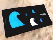 """""""Yujiro"""" original Beach Towel"""