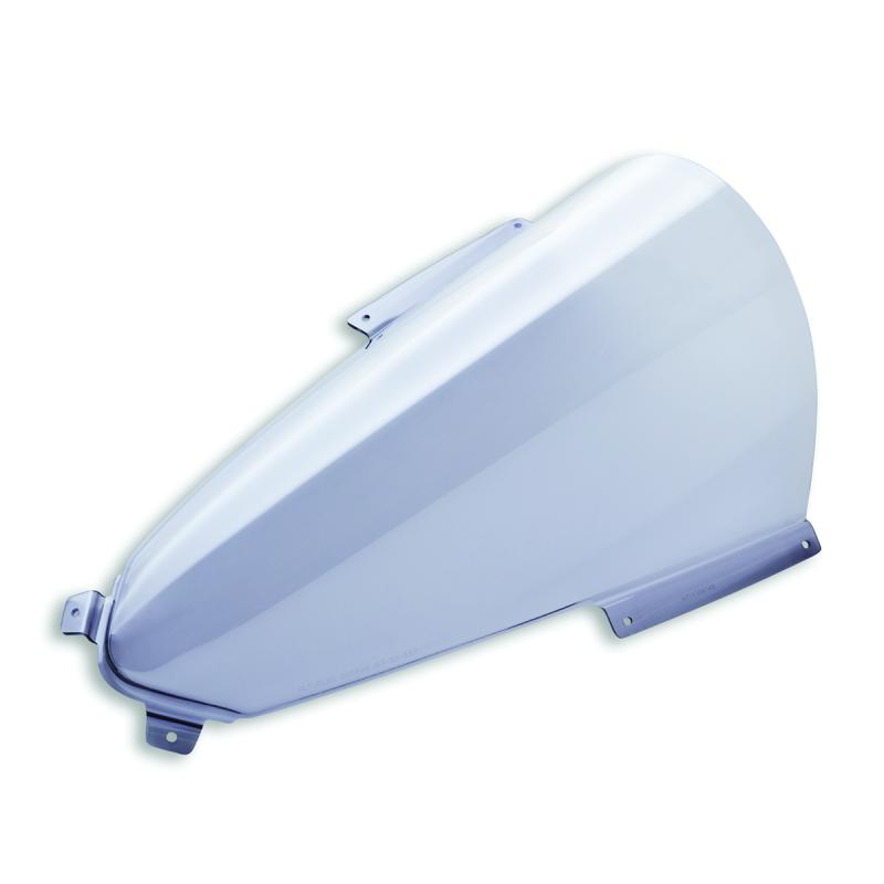 2020〜 Panigale V4/S大型ヘッドライトフェアリング。スモーク