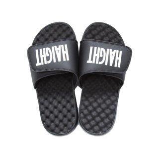 HAIGHT / Logo Shower Sandal - Black
