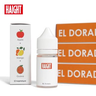 <img class='new_mark_img1' src='https://img.shop-pro.jp/img/new/icons29.gif' style='border:none;display:inline;margin:0px;padding:0px;width:auto;' />HAIGHT E-LIQUID El Dorado 30ml