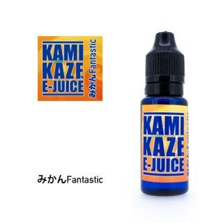 KAMIKAZE E-JUICE  みかんFANTASTIC