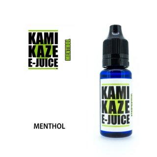 KAMIKAZE E-JUICE  MENTHOL