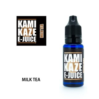 KAMIKAZE E-JUICE  MILK TEA