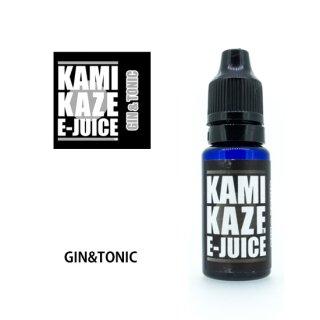 KAMIKAZE E-JUICE  GIN&TONIC