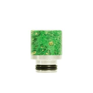 Nolli Drip Tip Regular Green Stainless