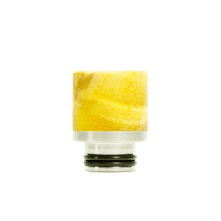 Nolli Drip Tip Regular Yellow Stainless