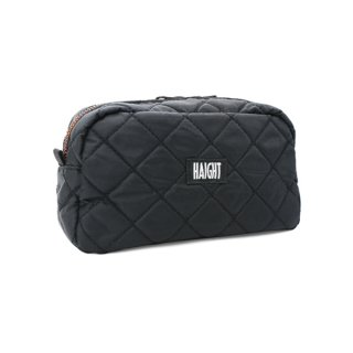 HAIGHT / Quilting Pouch (L) - Black
