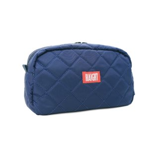 HAIGHT / Quilting Pouch (L) - Navy