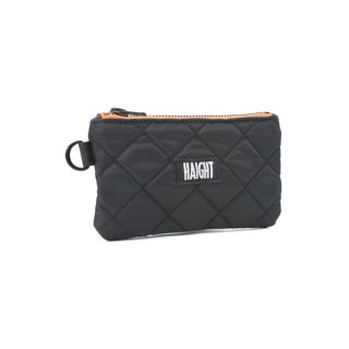 HAIGHT / Quilting Pouch (S) - Black