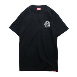 HAIGHT×GRAM / Build T-Shirt - Black