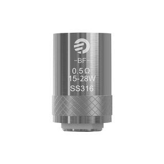 JOYETECH BF SS316 0.5ohm DL 1pac(5個入)