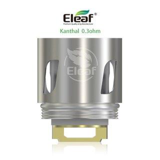 ELEAF HW2 Dual-Cylinder Coil Head 0.3ohm  (1PAC5個入)