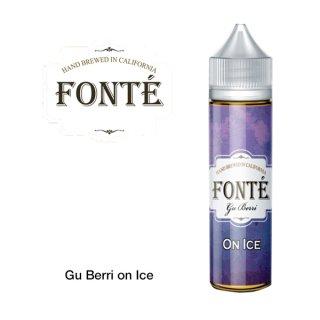 Gu Berri On Ice by Fonte Vape Co