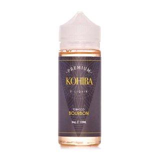 KOHIBA Tobacco Bourbon 120ml