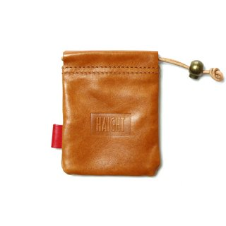HAIGHT / Leather Purse - Camel