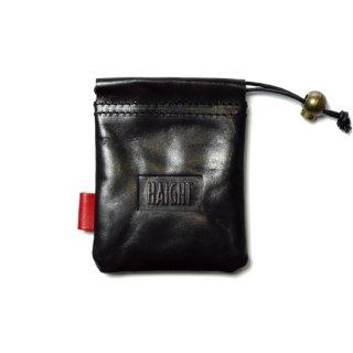 HAIGHT / Leather Purse - Black