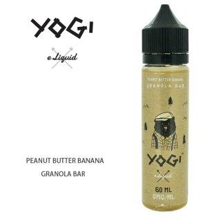 Yogi / Peanut Butter Banana Granola Bar