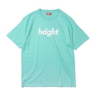 HAIGHT / Round Logo T-Shirt - Mint