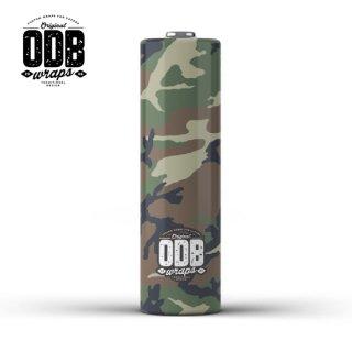 ODB WRAPS / CAMO (PACK OF 4)