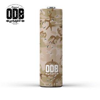 ODB WRAPS / DESERT CAMO (PACK OF 4)