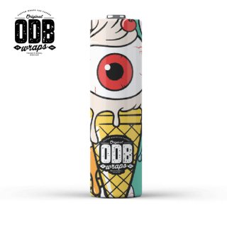 ODB WRAPS / EYE SCREAM (PACK OF 4)
