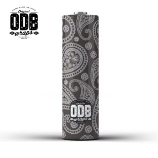 ODB WRAPS / PAISLEY (PACK OF 4)