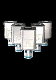Vapor Shark / Kanger Subtank Nickel OCC coils (5 Pack)