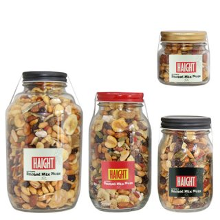 Smoked Mix Nuts by Munchie Foods × HAIGHT