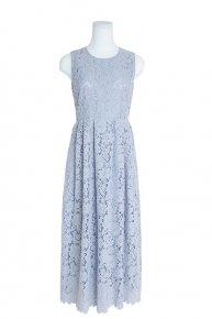 SOPHIE HALLETTE LACE DRESS/gray  </a> <span class=
