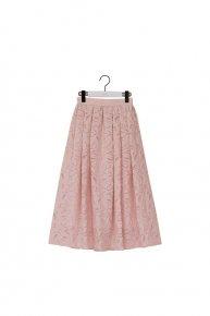 re stock: cut jacquard skirt /pink  </a> <span class=