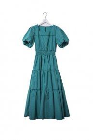 new:summer flare dress/green (5/11 21:00-再入荷)