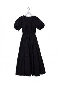 new:summer flare dress/black (5/11 21:00-再入荷)