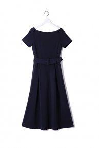 timeless dress/navy