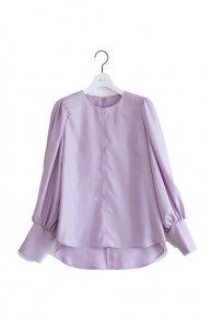 balloon blouse /mauve pink