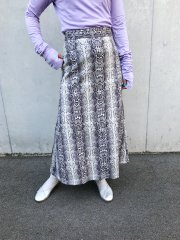 <img class='new_mark_img1' src='https://img.shop-pro.jp/img/new/icons16.gif' style='border:none;display:inline;margin:0px;padding:0px;width:auto;' />G.V.G.V/JERSEY FLARE SKIRT