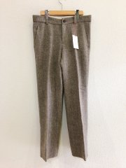 <img class='new_mark_img1' src='https://img.shop-pro.jp/img/new/icons16.gif' style='border:none;display:inline;margin:0px;padding:0px;width:auto;' />MEYAME/WOOL TROUSERS