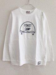 umi/COAST CANP 長袖Tシャツ