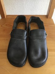 AURORA SHOES/MIDDLE ENGLISH